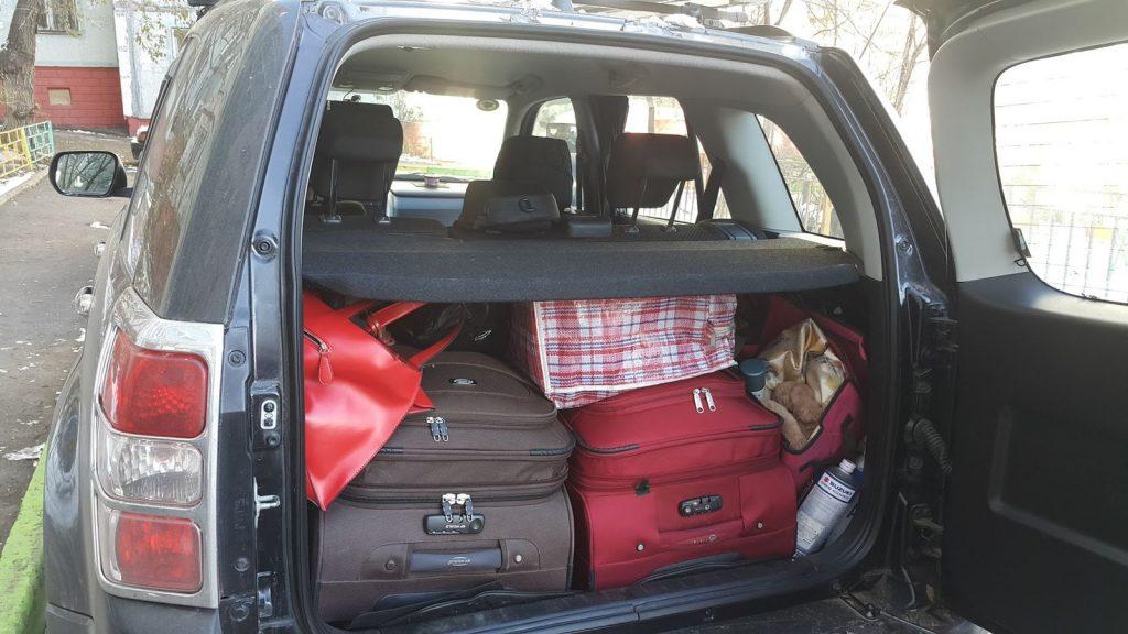 Как экономно путешествовать на своей машине