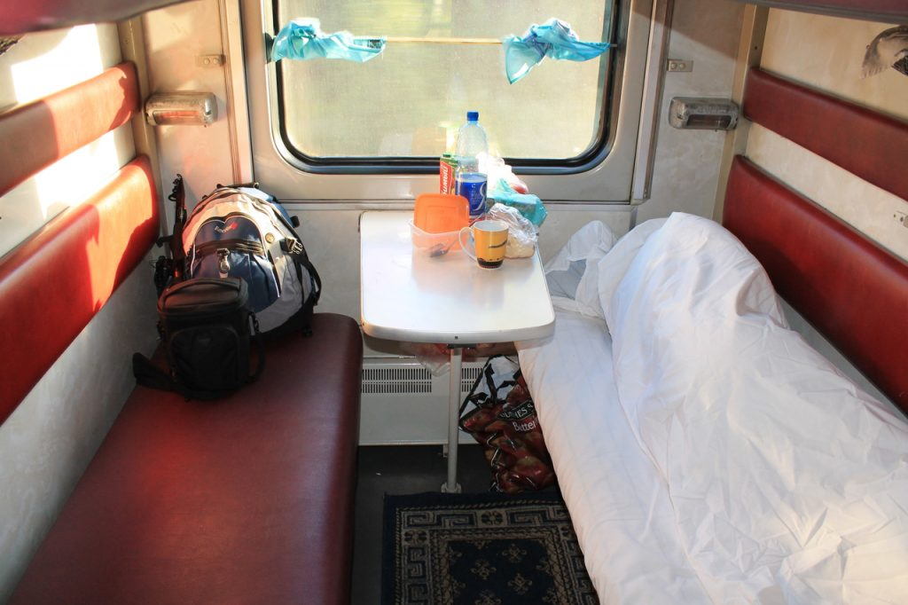Почему нельзя меняться полками в поезде без ведома проводника