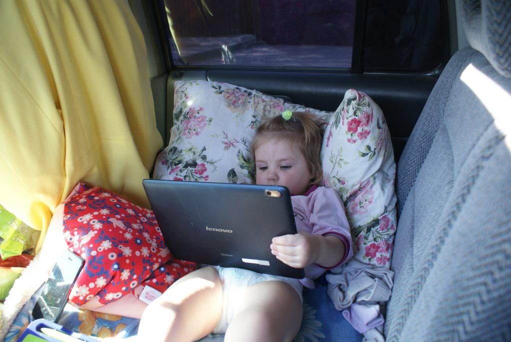 Как путешествовать с комфортом на поезде с ребенком