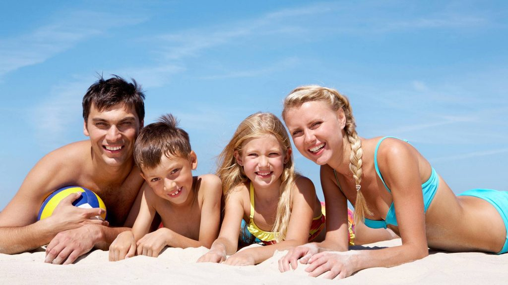 Как съездить в отпуск вместе с детьми и хорошо отдохнуть