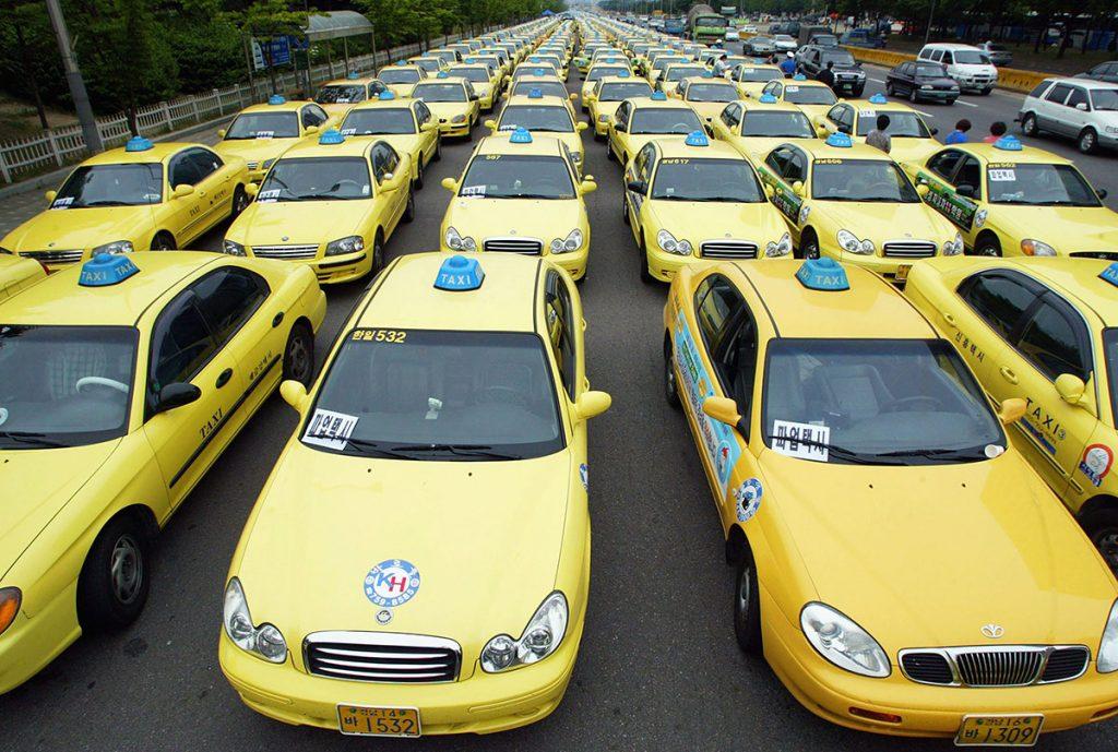 Во сколько обойдется поездка на такси в разных странах мира