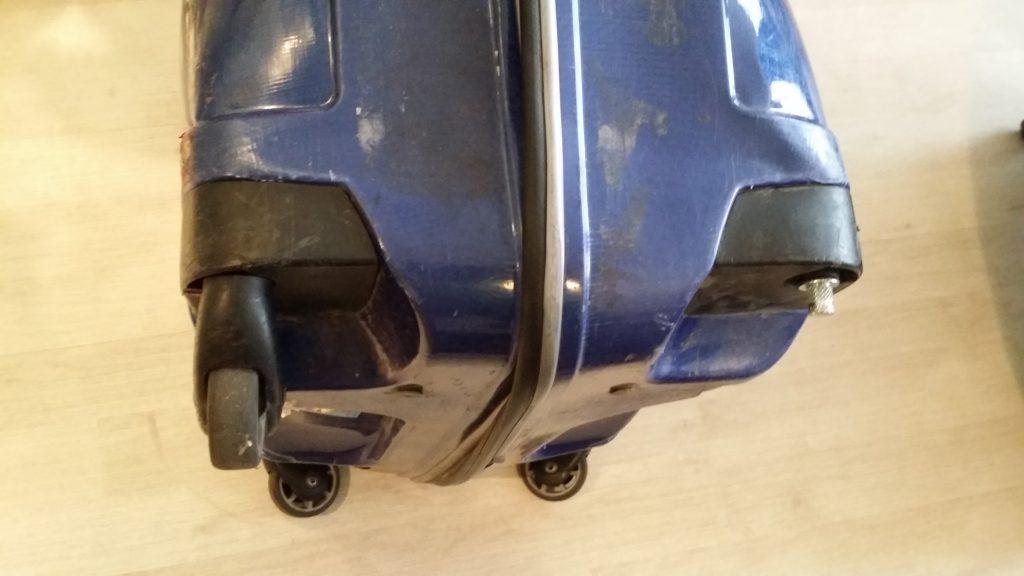 Как быть если ваш багаж повредили при перелете
