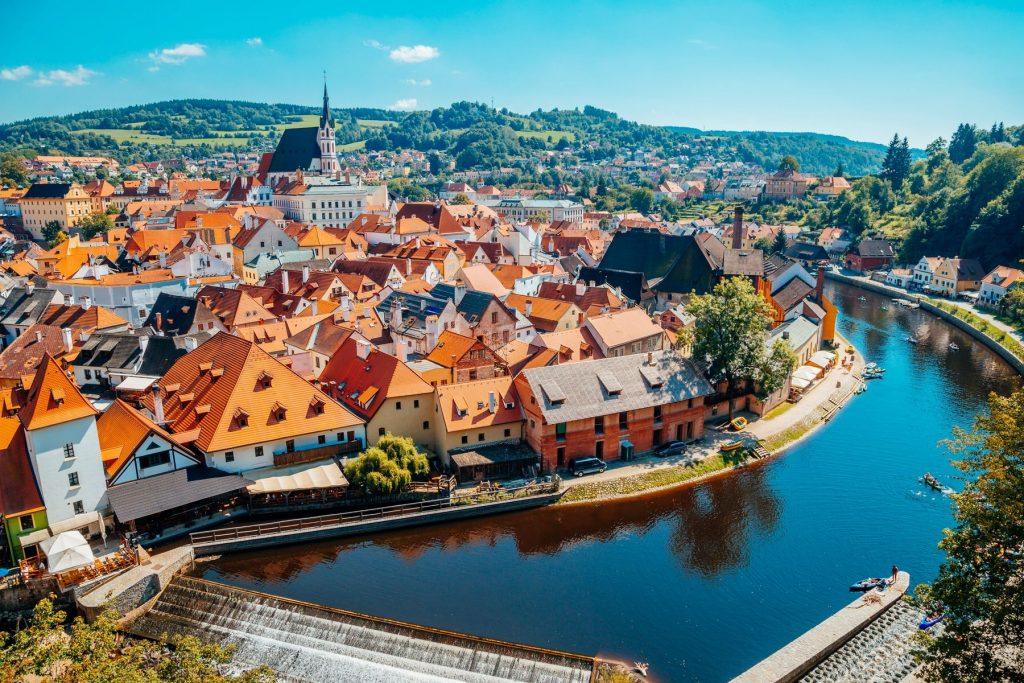 Куда поехать в Чехии летом