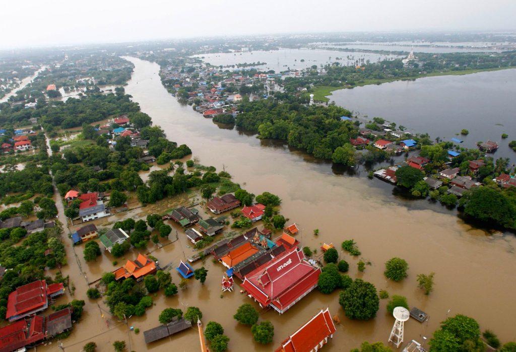 Чем заняться в туристической поездке по Азии в сезон дождей