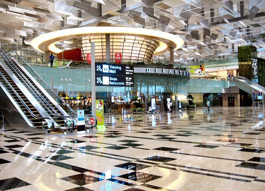 7 аэропортов в которых хочется задержаться подольше