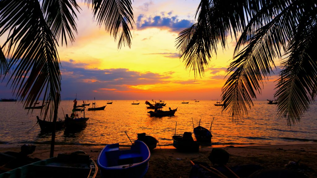 Места на побережье Индийского океана, где можно недорого отдохнуть