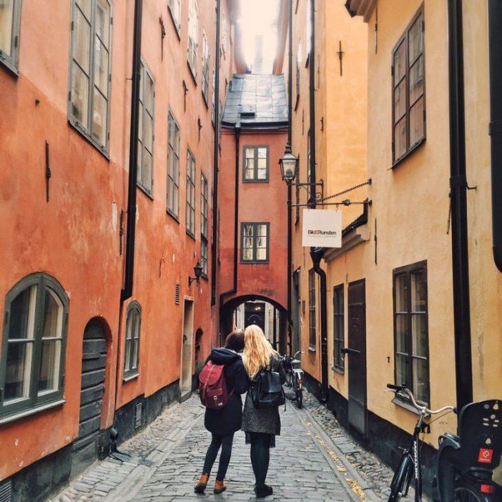 5 главных достопримечательнгостей Стокгольма