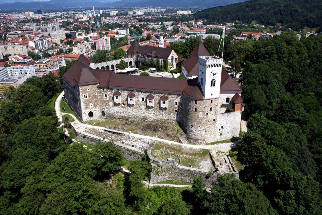6 главных туристических достопримечательностей Словении