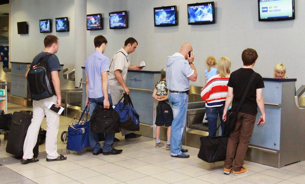 За какое время нужно приезжать в аэропорт, чтобы не опоздать на регистрацию