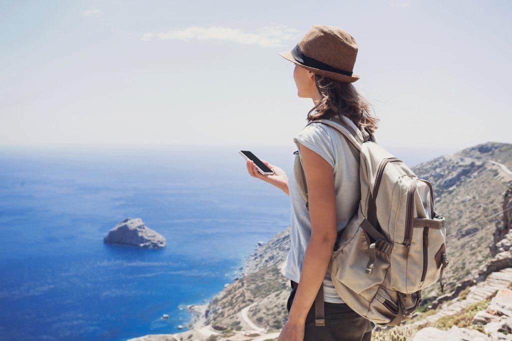 Как путешествовать в одиночку и получать от этого удовольствие