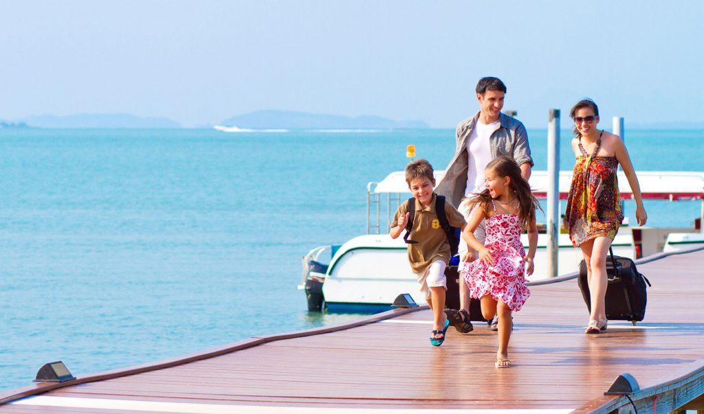 Самые лучшие летние направления для отдыха семьи с детьми