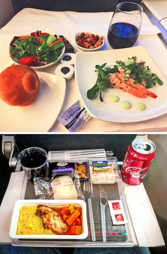 Почему еда в самолете кажется менее вкусной