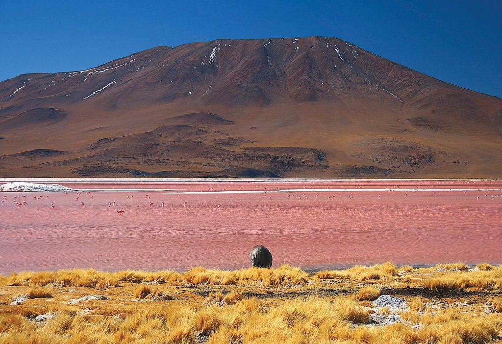 5 самых красивых озер мира с водой необычного цвета