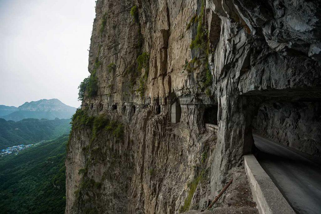 Китай. Туннель Гуолян