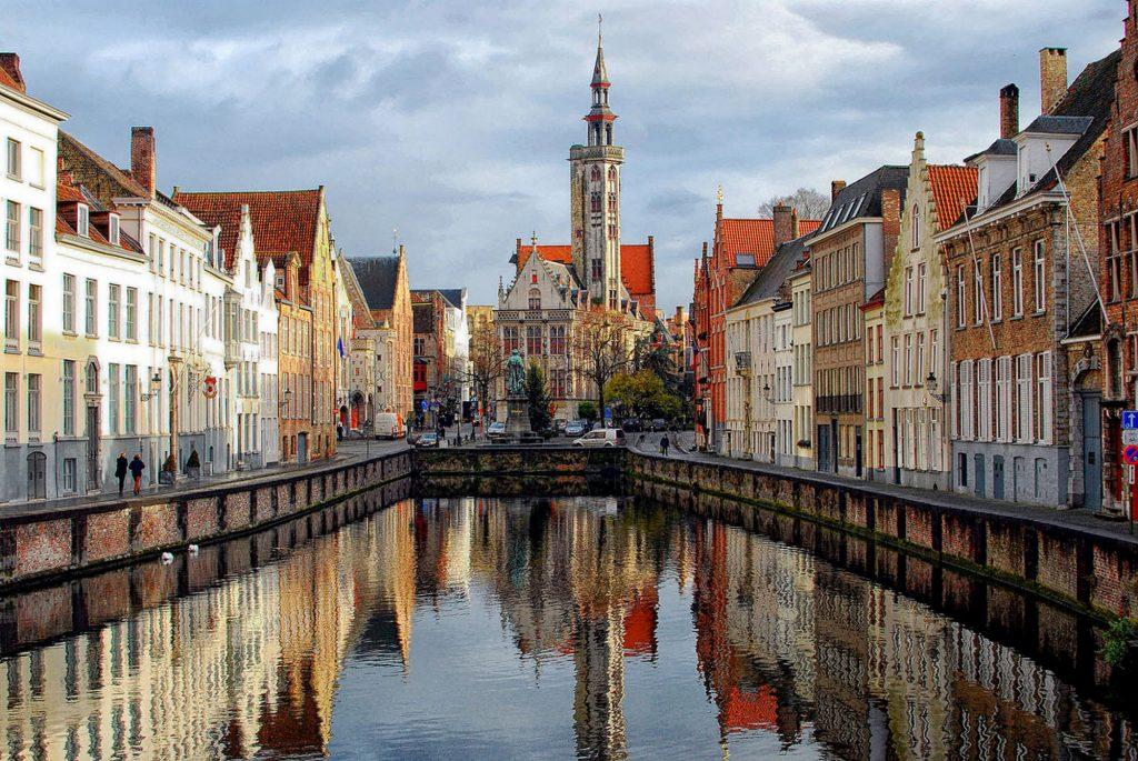 10 причин отправиться в отпуск в Бельгию
