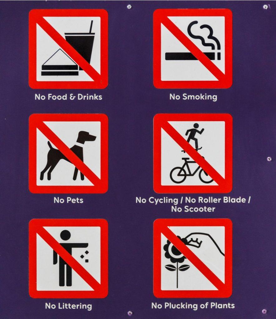 5 вещей, которые лучше не делать в туристической поездке