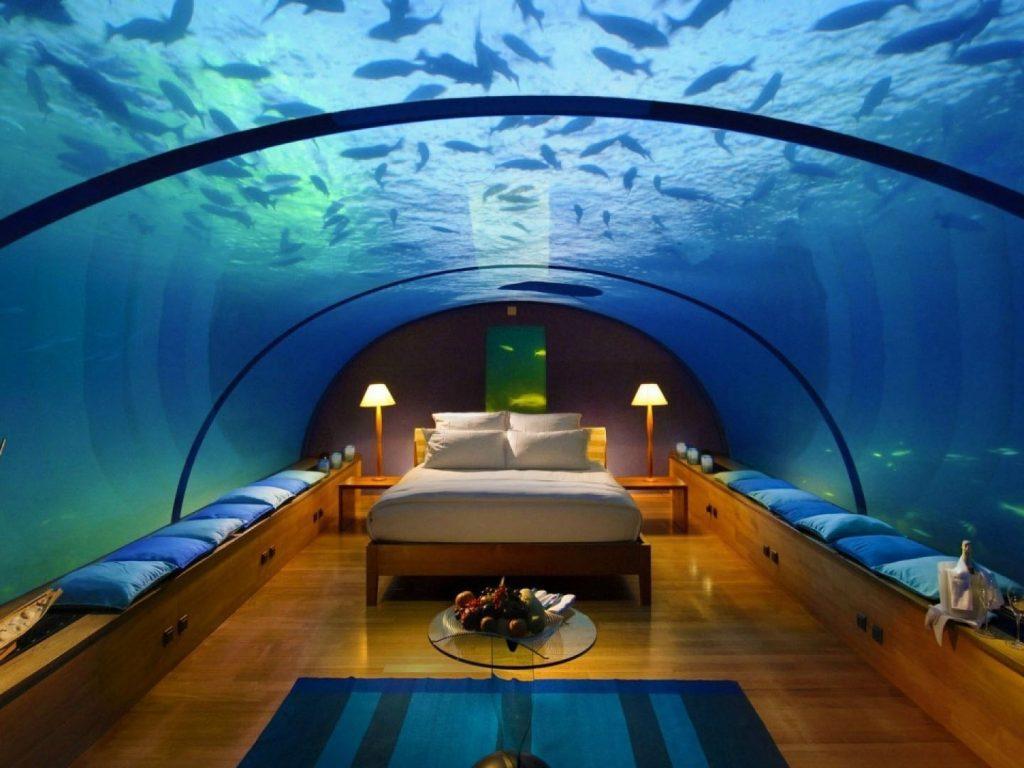 5 самых необычных отелей для тех, кому наскучили обычные гостиничные номера