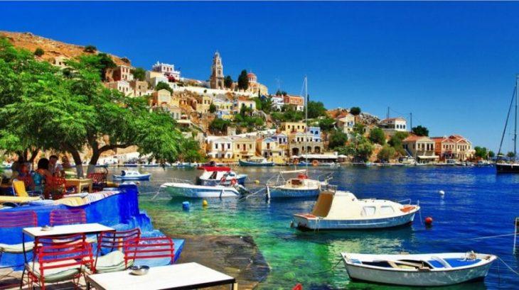 15 греческих островов, которые манят посетителей