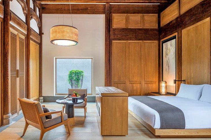 Гостиницы Шанхая, которые очень нравятся туристам