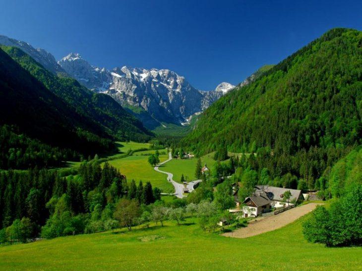 25 причин, чтобы посетить Словению
