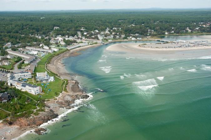 Cамые красивые пляжные города в Новой Англии
