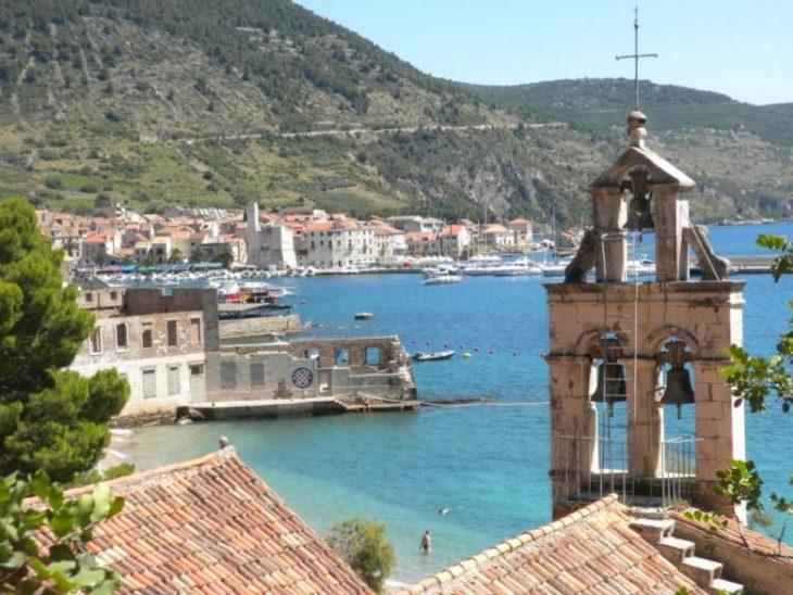 Секретные острова Средиземноморья для спокойного отдыха