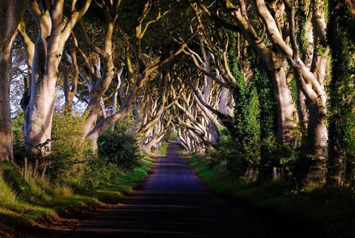 """Потрясающие места, где снимали """"Игру престолов"""""""