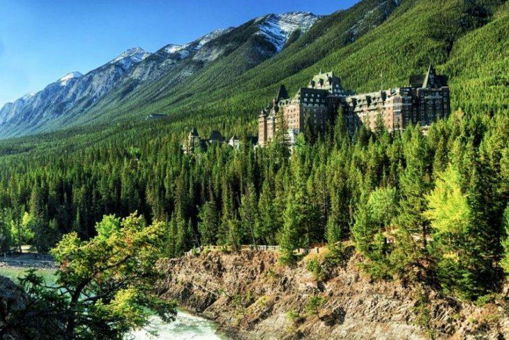 Красивейшие места Канады