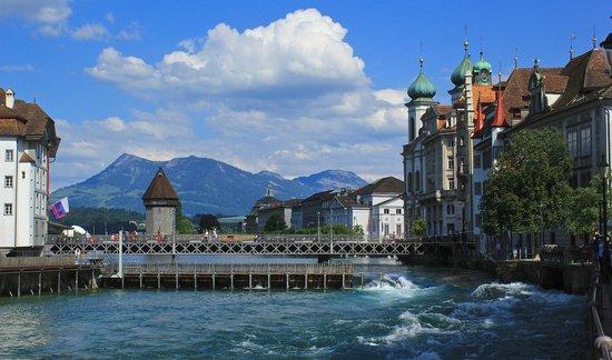 Приключения в потрясающей Швейцарии