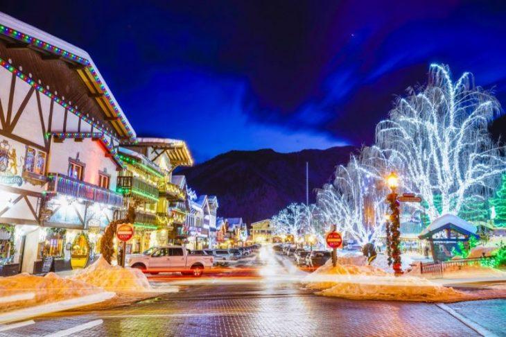 Самые волшебные рождественские города мира