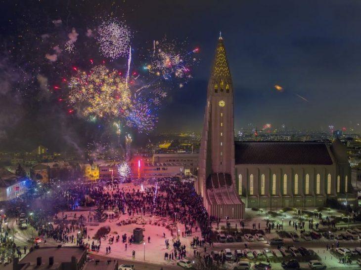 Новый год 2020: лучшие праздничные направления