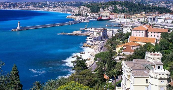 Самые красивые города Франции по мнению туристов