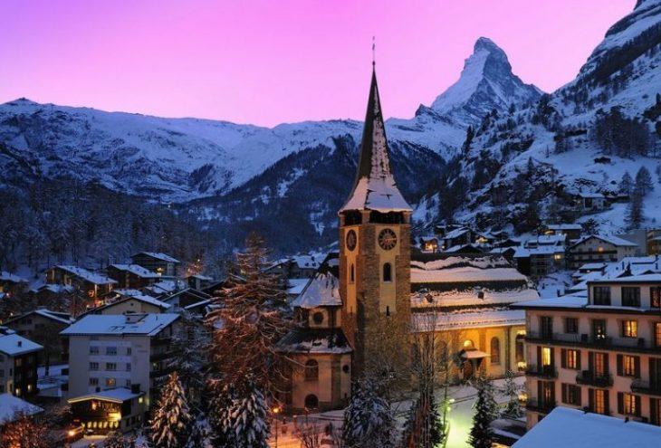 Какие горнолыжные курорты мира стоит посетить