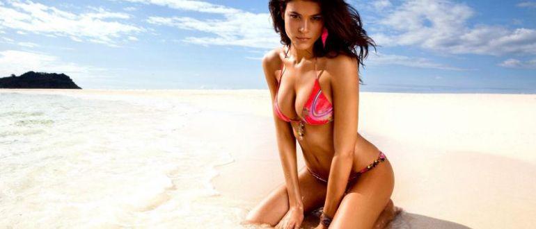 красотки с пляжа