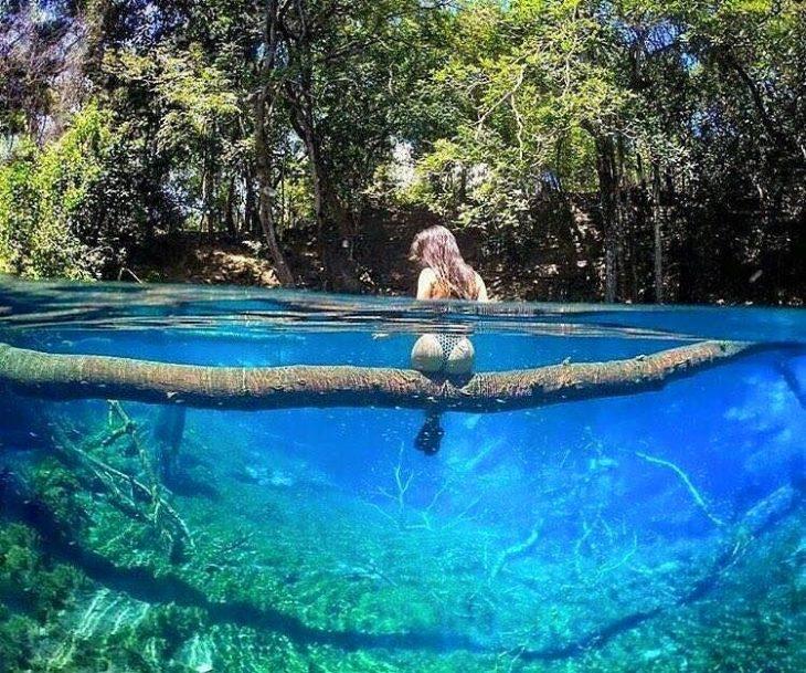 30 невероятных фото на границе двух миров - воды и суши