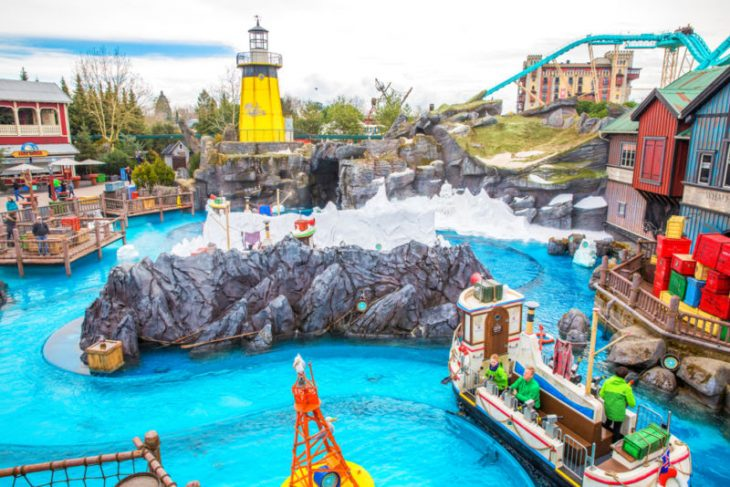 Где замирает сердце: лучшие мировые парки развлечений