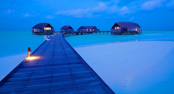 25 гостиниц, похожих на мечту