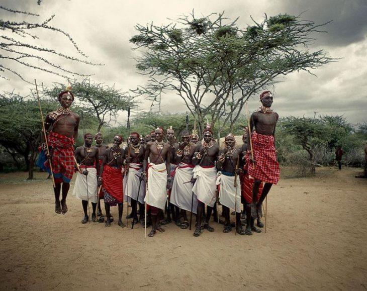 История в фото: исчезающие народы мира