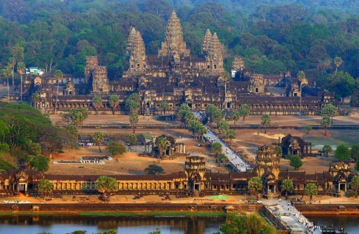 Камбоджа - что посмотреть и что делать запрещено