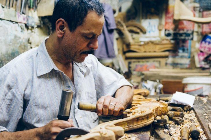 Захватывающие ремёсла Каира с многовековыми традициями: 60 фото