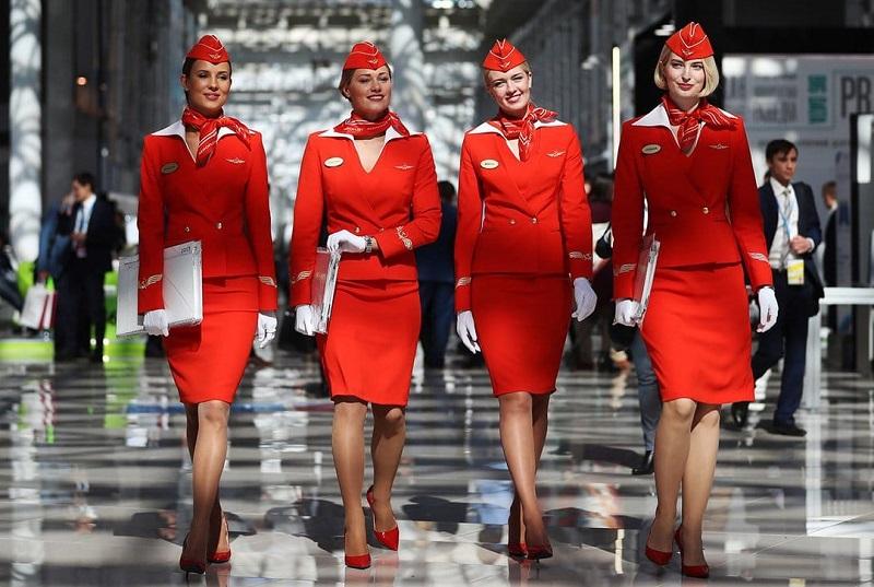 униформы стюардесс