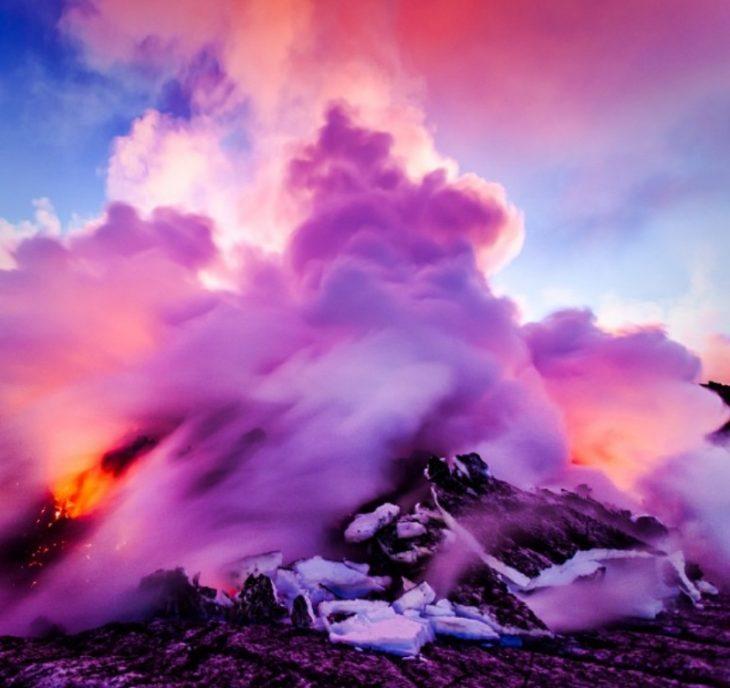 Izverzheniye vulkana Eyyaf'yadlayyokyudl'