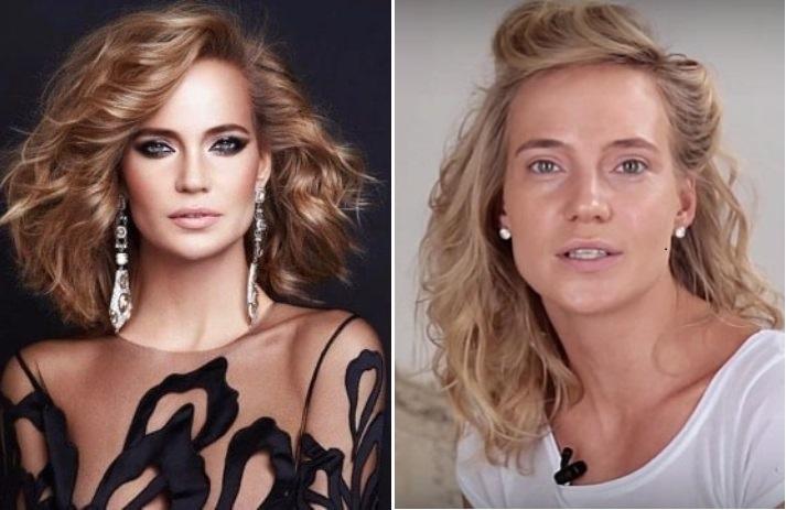30 фото российских звезд без макияжа