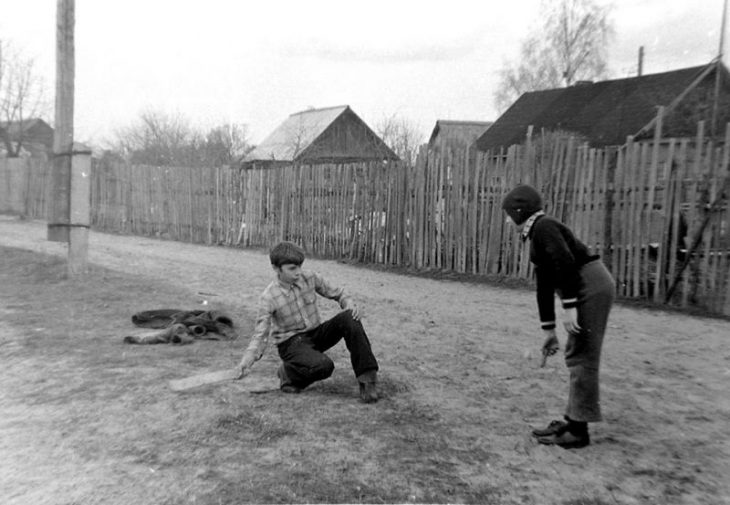 Экстремальное детство в СССР: 30 ностальгических фото