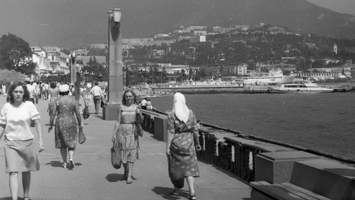 Здравницы, санатории и курорты: как отдыхал народ в СССР